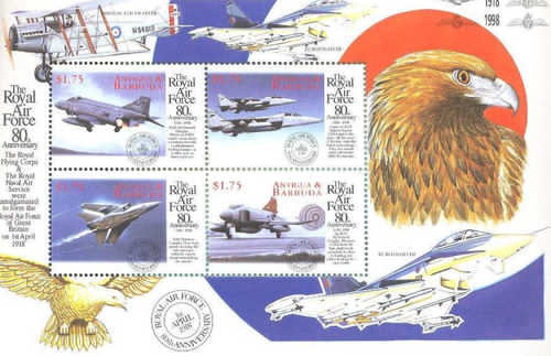 [The 80th Anniversary of the Royal Air Force, type ]