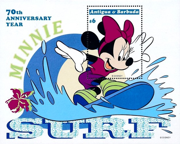 [The 70th Anniversary of the Birth of Mickey - Water Sport Fun, type ]
