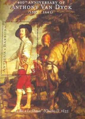 [The 400th Anniversary of the Birth of Anthony Van Dyck - Paintings, type ]