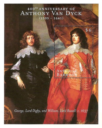 [The 400th Anniversary of the Birth of Anthonis Van Dyck - Paintings, type ]