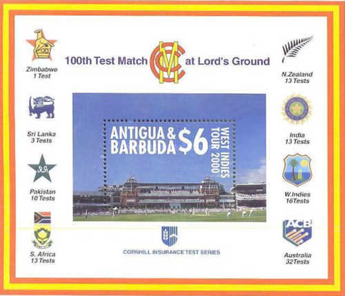 [The 100th Test Match at Lord`s Ground, type ]