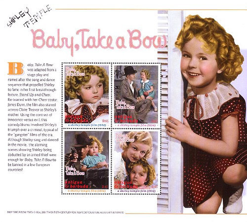 [Shirley Temple in