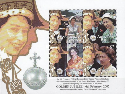 [The 50th Anniversary of the Coronation of H. M. The Queen Elizabeth II, type ]