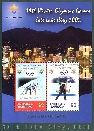[Olympic Winter Games - Salt Lake City, USA, type ]