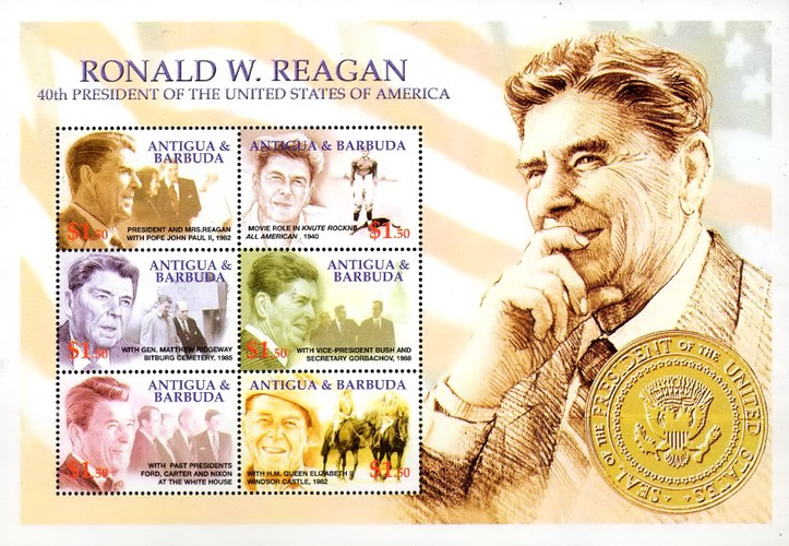 [Ronald Reagan, 1911-2004, type ]