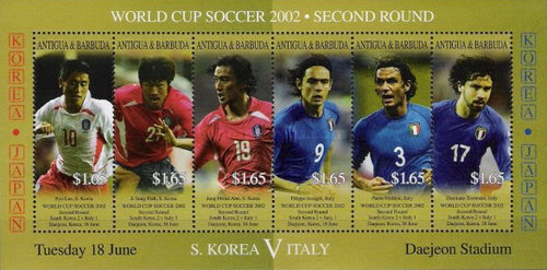 [Football World Cup - Japan and South Korea, type ]