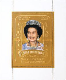 [The 50th Anniversary of the Coronation of H. M. Queen Elizabeth II, type ]