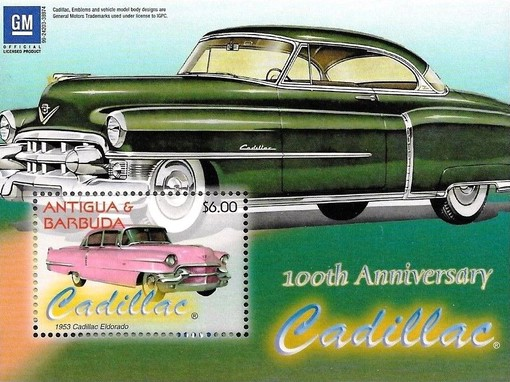 [The 100th Anniversary of Cadillac, type ]