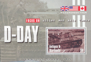 [The 60th Anniversary of the Allied Invasion of Normandy, type ]