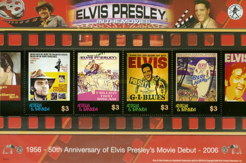[The 50th Anniversary of the First Movie starring Elvis Presley, type ]