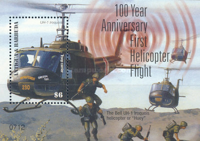 [The 100th Anniversary of Helicopter, type ]