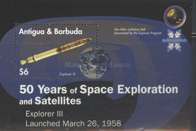 [The 50th Anniversary of Space Exploration and Satellites, type ]