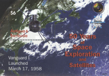 [The 50th Anniversary of Space Exploration and Satellite, type ]