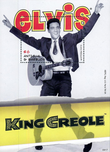 [Elvis Presley - Motion Picture King Creole, type ]