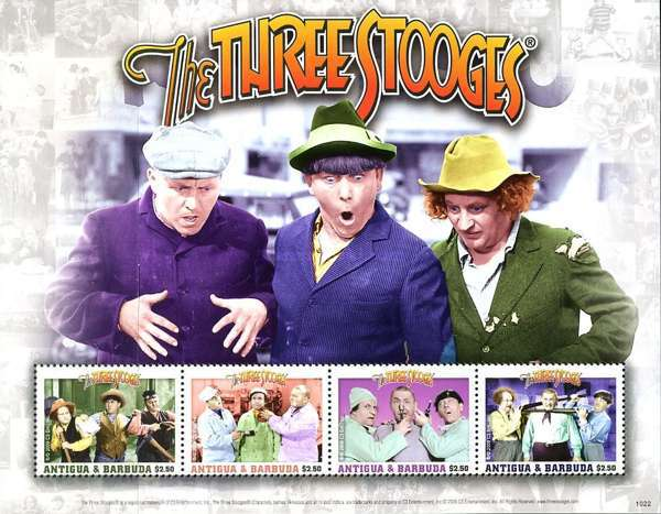 [The Three Stooges, type ]