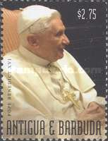 [The 50th Anniversary of the Papacy of Pope Benedict XVI, type ]