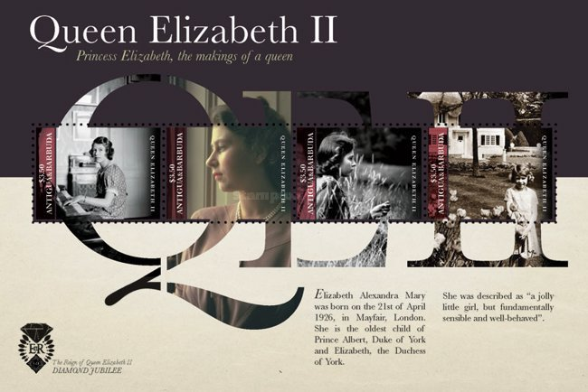[The 60th Anniversary of the Accesion of Queen Elizabeth, type ]