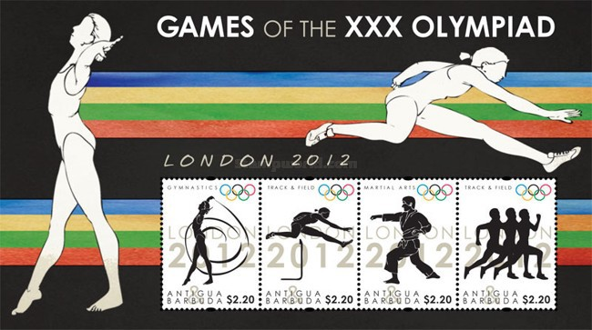 [Olympic Games - London, England, type ]