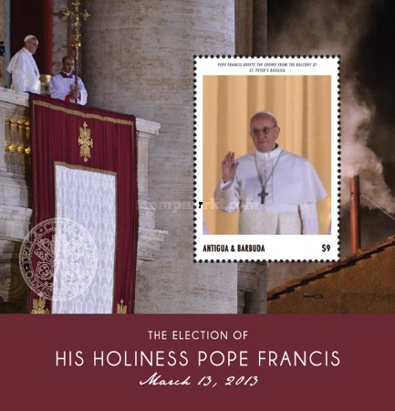 [Election of Pope Francis, type ]