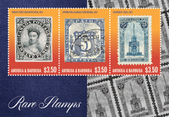 [Rare Stamps, type ]