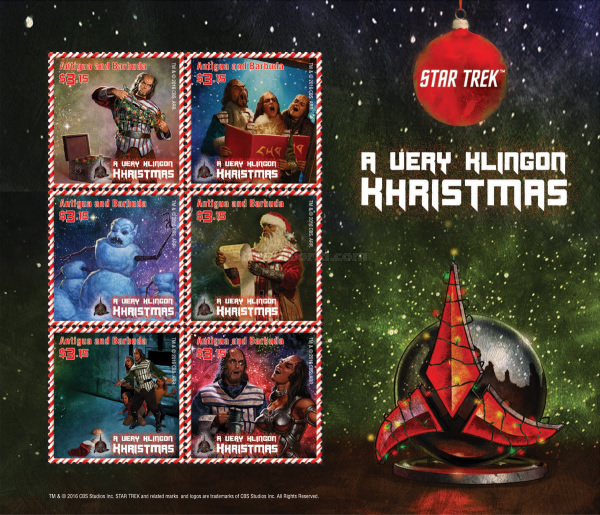 [Star Trek - A Very Klingon Christmas, type ]