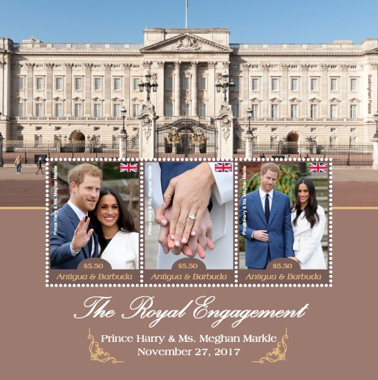 [Royal Engagement - Prince Harry and Meghan Markle, type ]