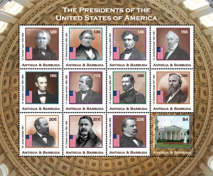 [Presidents of the United States of America, type ]