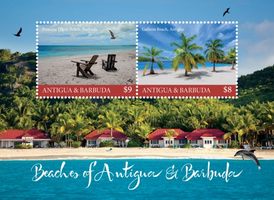 [Tourism - Beaches of Antigua and Barbuda, Typ ]