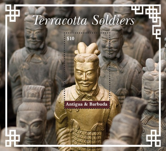 [Terracotta Soldiers, type ]