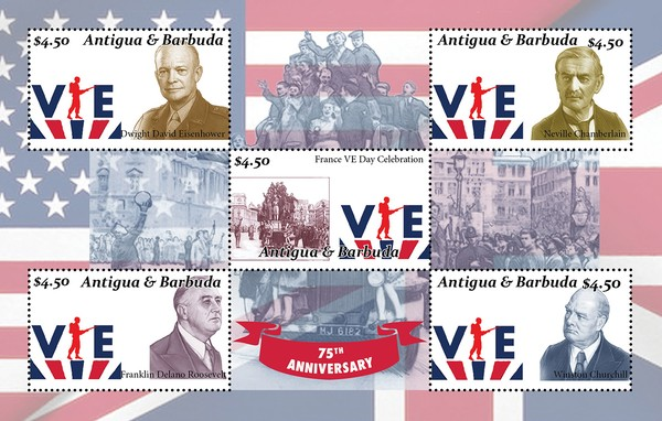 [The 75th Anniversary of VE Day, type ]