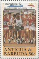 [Olympic Games - Barcelona, Spain, type AAX]