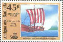 [The 500th Anniversary of the Discovery of America - Discovery Voyages, type ADX]