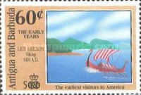 [The 500th Anniversary of the Discovery of America - Discovery Voyages, type ADY]