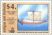 [The 500th Anniversary of the Discovery of America - Discovery Voyages, type AEC]