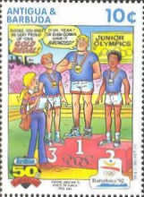 [Olympic Games - Barcelona, Spain, type AFV]