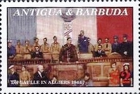 [The 100th Anniversary of the Birth of Charles de Gaulle, 1890-1970, type AGK]