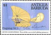 [The 100th Anniversary of the First Flight of Otto Lilienthal, type AGR]