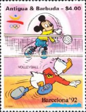 [Olympic Games - Barcelona, Spain, type AIJ]