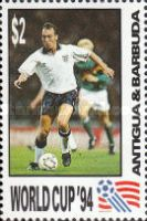 [Football World Cup '94 - USA - England's World Cup Heroes, type AQT]