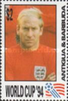[Football World Cup '94 - USA - England's World Cup Heroes, type AQX]