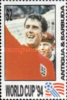 [Football World Cup '94 - USA - England's World Cup Heroes, type AQY]
