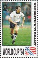 [Football World Cup '94 - USA - England's World Cup Heroes, type AQZ]