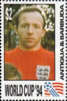 [Football World Cup '94 - USA - England's World Cup Heroes, type ARD]