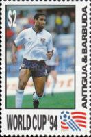 [Football World Cup '94 - USA - England's World Cup Heroes, type ARE]