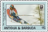 [Winter Olympic Games - Lillehammer 1994, Norway, type ARM]