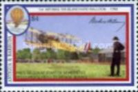 [The 200th Anniversary of the First Airmail Flight, type ASL]