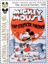 [The 65th Anniversary of Mickey Mouse, type ASW]