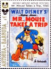 [The 65th Anniversary of Mickey Mouse, type ATB]