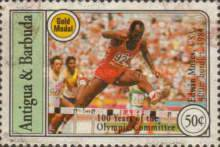 [The 100th Year Anniversary of the International Olympic Committee, type AYN]