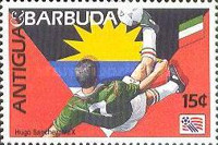[Football World Cup - USA, type BAF]